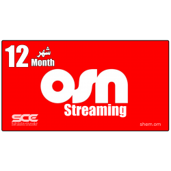 OSN Streaming | 12 Month