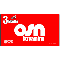 OSN Streaming | 3 Months