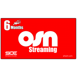 OSN Streaming | 6 Months